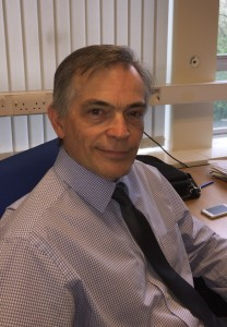 Stephen Munday, Honorary Secretary (Infrastructure)